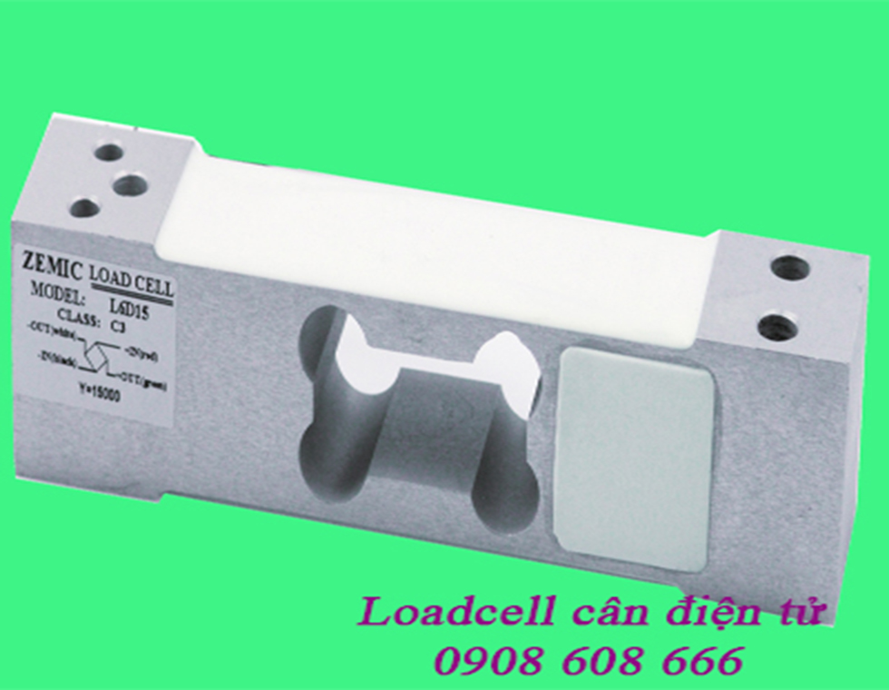 Loadcell L6D - Zemic